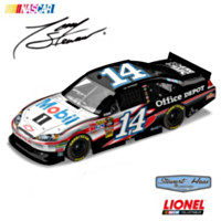 Tony Stewart No. 14 Mobil 1 2011 Sprint Cup Diecast Car