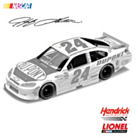 Jeff Gordon No. 24 Dupont Ice 2011 Diecast Car