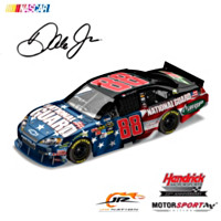 Dale Earnhardt Jr. No. 88 AMP Energy Diecast Car