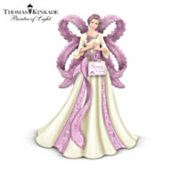 Thomas Kinkade Close To My Heart Figurine