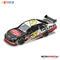 Mark Martin No. 5 Delphi 2010 Sprint Cup Diecast Car