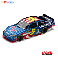 Mark Martin No. 5 Carquest 2010 Sprint Cup Diecast Car