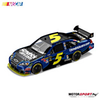 Mark Martin No. 5 Hendrickscars.com Sprint Cup Diecast Car