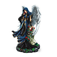 Blood Rose Figurine