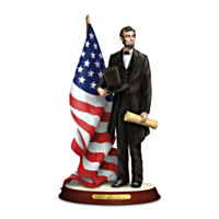 Abraham Lincoln Figurine