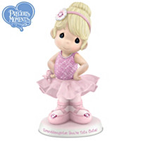 Precious Moments Granddaughter, You Are Tutu Cute Figurine