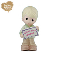 Love You Nana - Boy Figurine