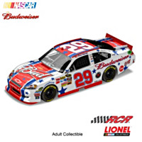 Kevin Harvick No. 29 Budweiser July 4, 2011 Diecast Car