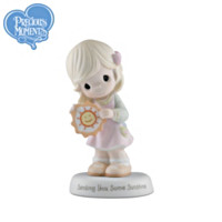 Precious Moments Sending You Some Sunshine Figurine