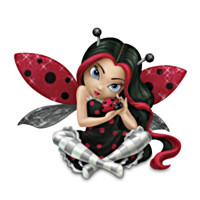 Cute As A Bug Figurine