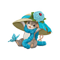 Hats Off To Hope Figurine