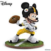 Pittsburgh Steelers Quarterback Hero Figurine