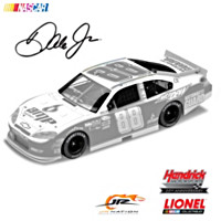 Dale Earnhardt, Jr. No. 88 Ice 2011 Diecast Car