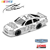 Tony Stewart No. 14 Office Depot Ice 2011 Diecast Car