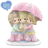 Buy Precious Moments Breast Cancer Charity Friendship Figurine