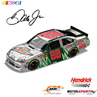 Dale Jr. No. 88 Diet Mountain Dew 2012 Diecast Car
