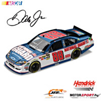 Dale Jr. No. 88 National Guard 2012 Diecast Car