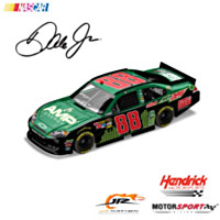 Dale Jr. No. 88 AMP 2012 Diecast Car