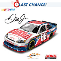 Dale Jr. No. 88 National Guard NASCAR UNITES Diecast Car