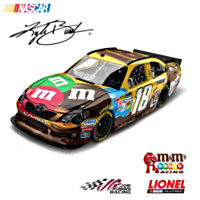 Kyle Busch No. 18 M&M'S Ms. Brown 2012 Diecast Car