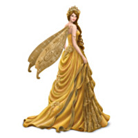 Queen Of The Summer Solstice Figurine