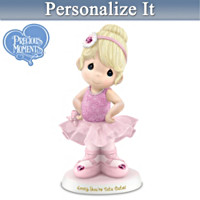 Precious Moments You Are Tutu Cute Personalized Figurine