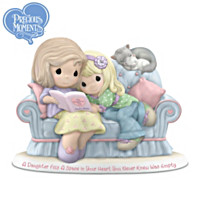 A Daughter Fills A Space In Your Heart Figurine