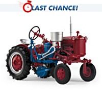 1948 Farmall Cub With Model 174 Planter Diecast Tractor