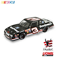 Dale Earnhardt Goodwrench Chevrolet Monte Carlo Diecast Car