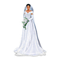 Michelle Obama, Graceful Bride Figurine