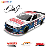 Dale Earnhardt Jr. No. 88 National Guard 2013 Diecast Car