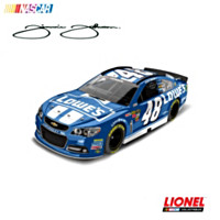 Jimmie Johnson No. 48 Lowe's 2013 Diecast Car