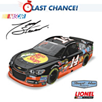 Tony Stewart No. 14 Bass Pro Shops 2013 Diecast Car