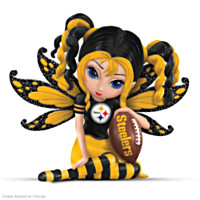 A Little Bit Of Steelers Magic Figurine