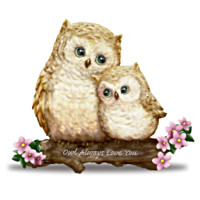 Owl Always Love You Figurine