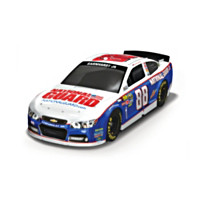 Dale Earnhardt, Jr. 2013 National Guard #88 SS Car Sculpture
