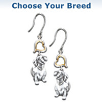 Loyal Companion Earrings