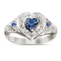 True Heart Ring