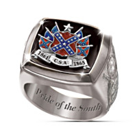 Civil War Commemorative Ring