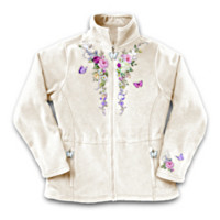 Garden's Perfection Fleece Jacket