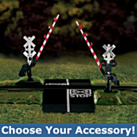 HO Scale Train Set Accessories