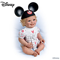 Disney Miles Of Smiles Baby Doll