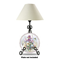 Van Hygan & Smythe Plate Display Lamp