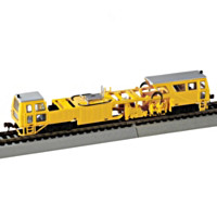 Ballast Regulator Train Accessory