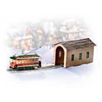 Holiday Street Car Accessory Set