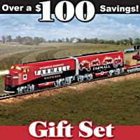 Farmall Express Train Set