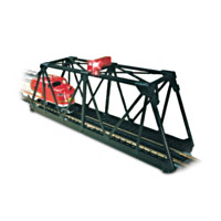 N Scale Blinking Bridge Train Accessory