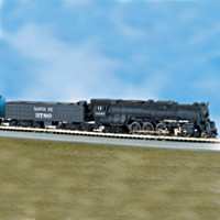 The Empire Builder N-Scale Train Set