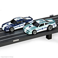Dallas Cowboys Slot Car Set