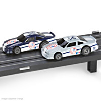 New York Yankees Slot Car Set